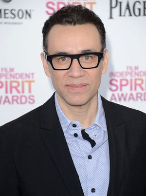 Fred Armisen will be bandleader for Seth Meyers' new 'Late Night' on NBC.