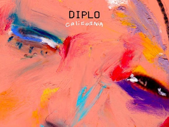 """""""California"""" by Diplo"""
