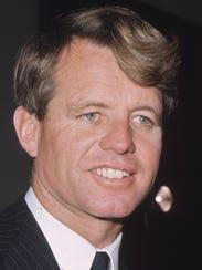 Robert Kennedy in 1967.