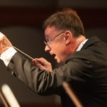 New Jersey Festival Orchestra and Opera at Florham music director David Wroe.