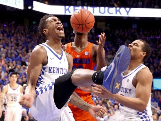 Uk Basketball: Kentucky's Malik Monk Declares For NBA Draft