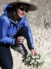 Elaine York, the West Desert Regional Director for