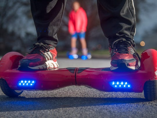 As hoverboards become more popular, South Jersey police are getting numerous questions about their use on public roadways and sidewalks.
