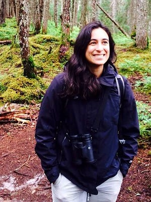 New Mexico State University biology graduate student Grace Smith Vidaurre is a finalist for the prestigious Fulbright Scholar grant. If selected, she will study native populations of a parrot species that have invaded cities across the Northern and Southern hemispheres.