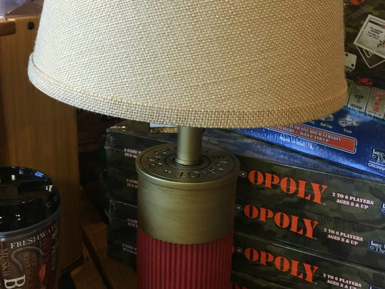 Make Elmer Fudd proud and buy this lamp.
