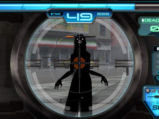 """""""Deadman's Cross,"""" a mix of first-person shooter and card battling, has arrived on PlayStation Vita."""