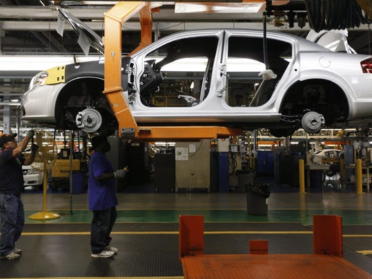 sby auto plant