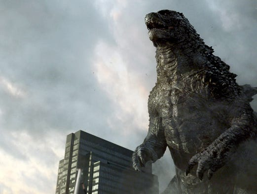<p>There goes Tokyo. Again. Godzilla returns Friday for his latest appearance on the big (well, not to him) screen. Still, he's hardly alone in stomping buildings, munching humans and generally ruining our day. USA TODAY's Scott Bowles peers into the monstrous maw to determine Hollywood's 10 greatest creature features.</p>