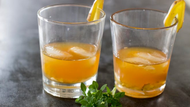 For a fresh take on tradition, try the ginger fashion, a zippy rendition of the reliable old fashioned.