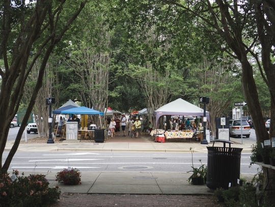 Palafox Market is celebrating its 10-year anniversary