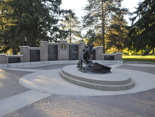 Wisconsin State Firefighters Memorial
