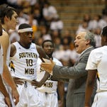Coach Doc Sadler and the Southern Miss Golden Eagles host UAB, the top team in Conference USA, Thursday.