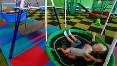 New: The Jungle Gym has indoor 'sensory play' for kids — with carpet and air conditioning