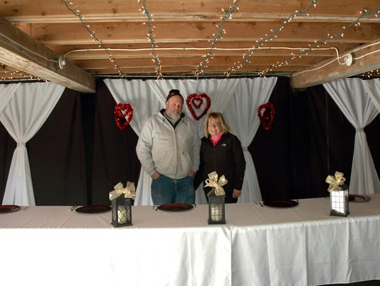 Illinois Couple Converts Barn To A Venue For Weddings