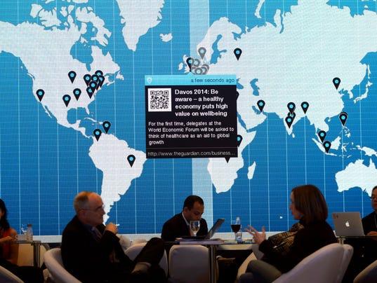 AP Switzerland  Davos Forum