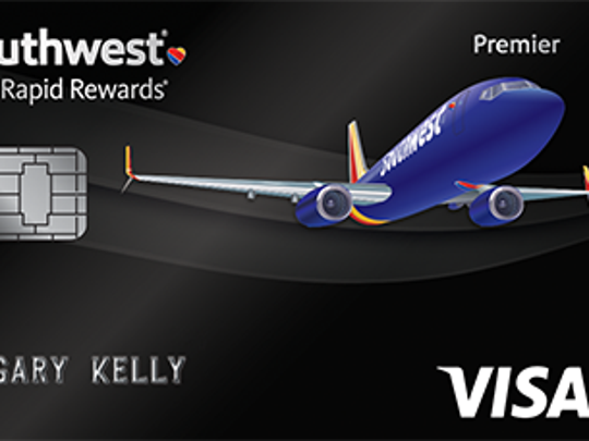 Southwest Rapid Rewards card