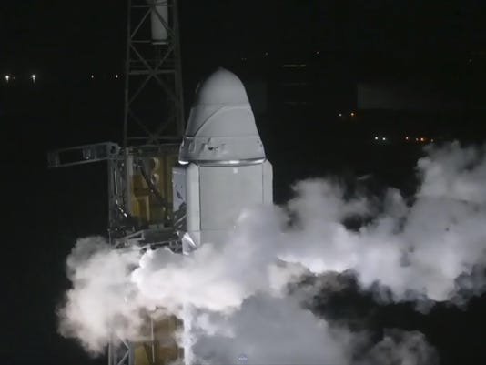 US SpaceX Launch