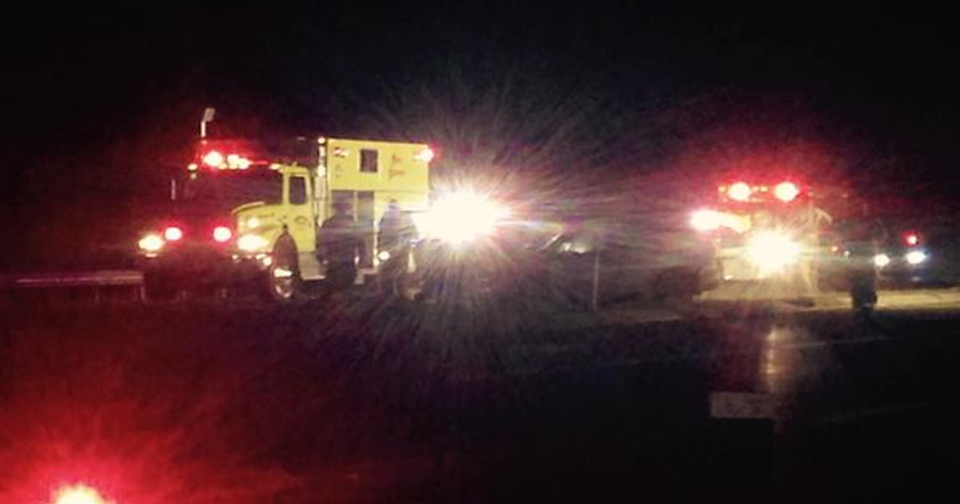Woman flown to HMC after crash on Route 22 north of Jonestown
