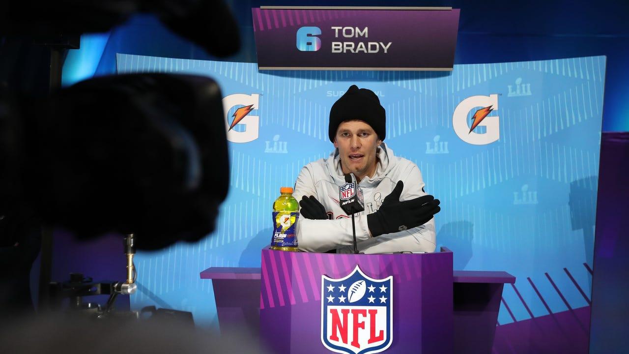 Tom Brady: Losing is pain