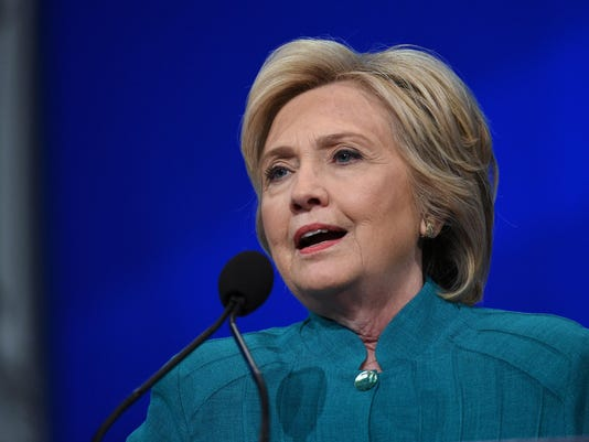 Hillary Clinton Addresses AFSCME International Convention