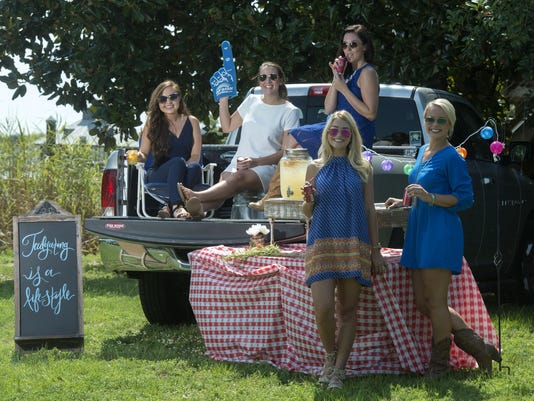 Perfect Parties-Tailgating