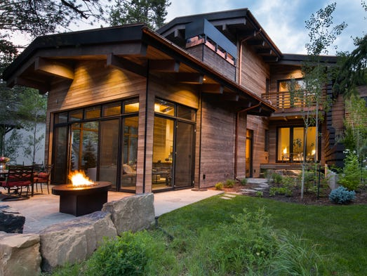 Vail, Colo.: This seven-bedroom house sleeps 16 and