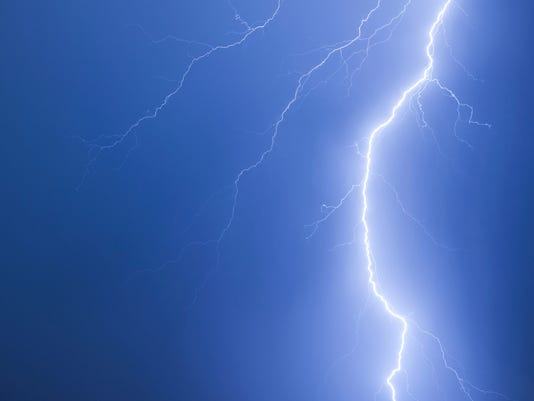 #stock Lightning Stock Photo