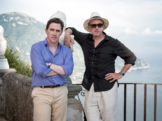 Review: 'The Trip to Italy'