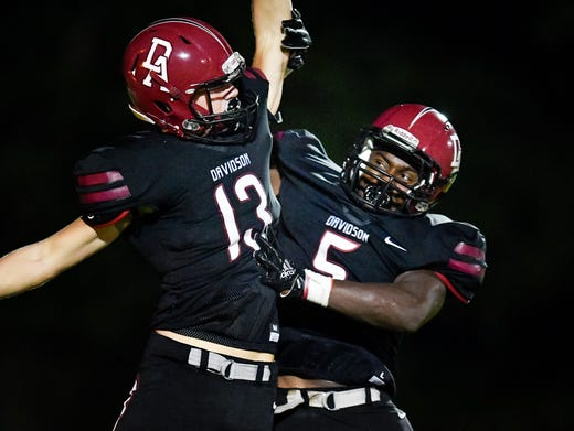 Tennessee High School Football Scores Week 1 Live Updates From State