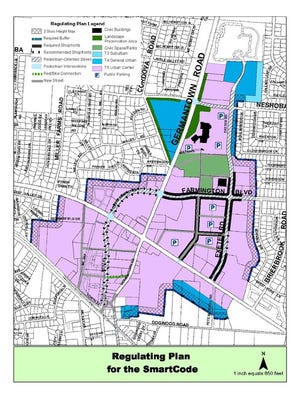 The planning commission voted in favor of rezoning the Cordova Triangle to residential. The Board and Mayor of Aldermen still has to approve the rezoning, but the Jack Owen Revocable Trust has sued Germantown over the proposed rezoning.