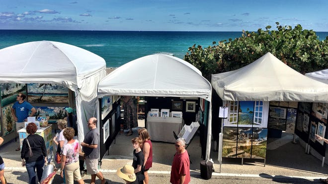 Palm Beach Gardens Medical Center will host its 32nd Annual ArtFest by the Sea Saturday and Sunday along A1A in Juno Beach.