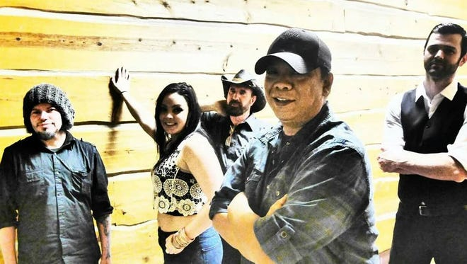Sacred Road Country Band will perform 5 to 7 p.m. Saturday at Cinco de Micro Brewfest.