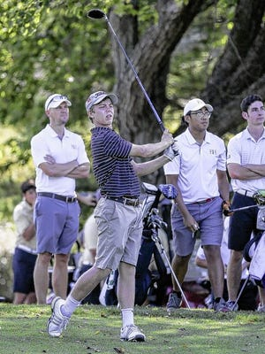 Senior Reece Yakubov is among the top players returning for the St. Charles golf team and seventh-year coach Brian Unk. The Cardinals won the 10-team Olentangy Liberty Preview Aug. 5 at Delaware Golf Club to open the season.