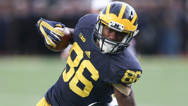 Michigan WR Jehu Chesson