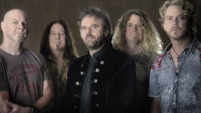 38 Special coming to the Bill Aylor Memorial RiverStage October 7, 2018.