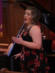 Gwen Coleman Detwiler, associate professor of voice