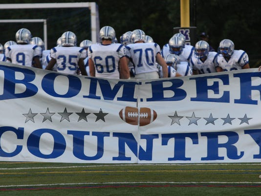OLD BRIDGE SAYREVILLE FOOTBALL