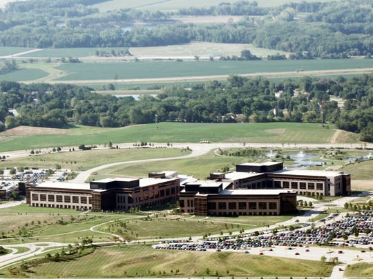 Wells Fargo is Des Moines' largest employer with 14,500 team members in central Iowa. It has large home mortgage and consumerfinance hubs in the metro, including the Jordan Creek Campus in West Des Moines.