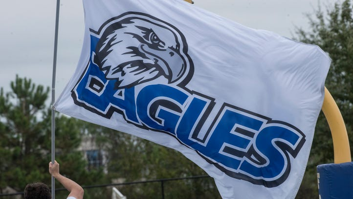 The Faulkner Eagles took a tough 59-50 loss against Campbellsville University at home on Saturday, Oct. 3, 2015.