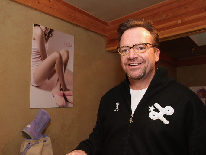30 photos tom arnold through the years for Tom arnold tattoo