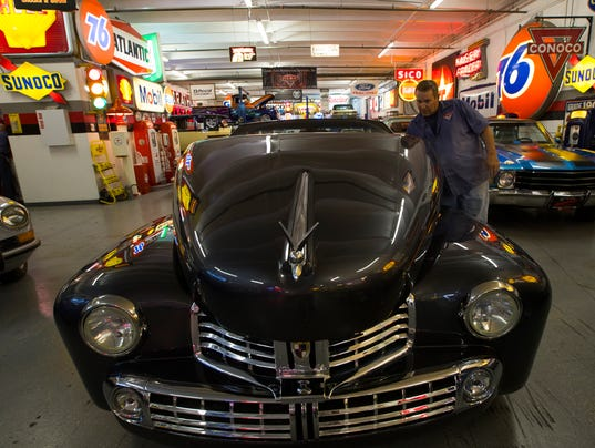 Classic Car Restoration North Fort Myers