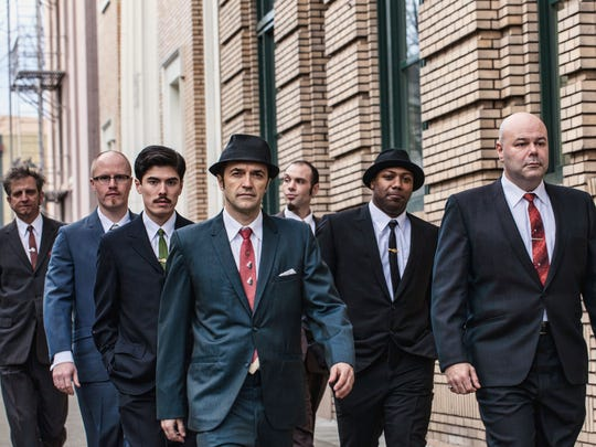The Camden County Freedom Festival at Wiggins Park on July 4 features Cherry Poppin' Daddies along with headliner WAR.