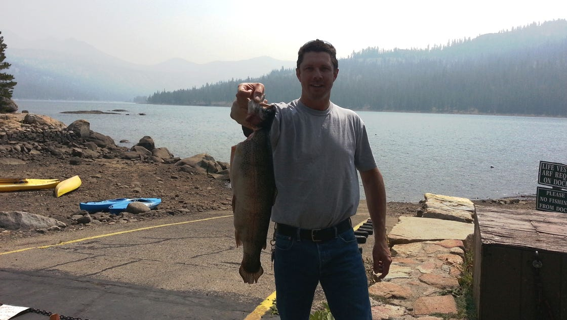 Fishing report for sept 10 for Seven b s fishing report