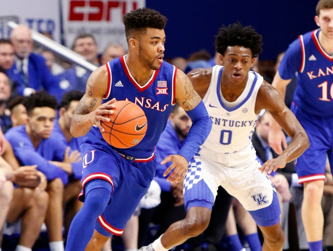 Kentucky Basketball Ranking The Top Five Wildcats Players: Ranking The 10 Best College Basketball Players In The Nation