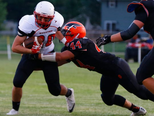Iola-Scandinavia will look to improve to 3-0 when it
