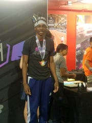 Jadon Watson took fifth place at Nationals.