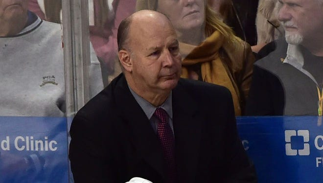 Claude Julien coached the Boston Bruins for nearly 10 seasons.