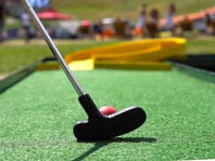 Buy 1 Round of Miniature Golf & get 1 FREE