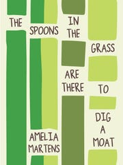 "Cover of ""The Spoons in the Grass"""
