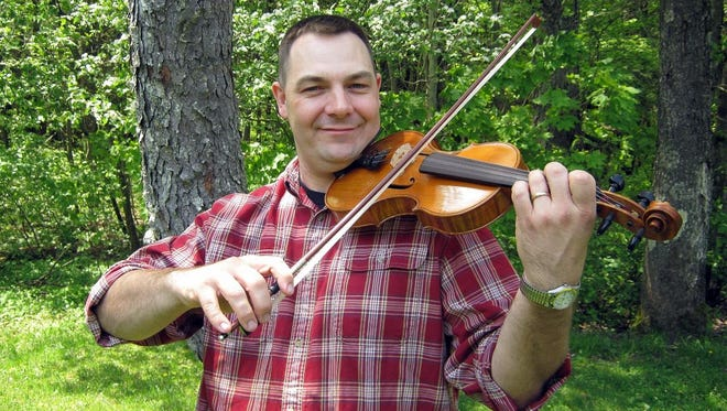 Fiddler Chad Miller is among the performers Saturday at the Old Time Fiddlers Gathering.